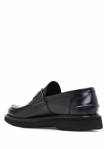 %100 Deri Klasik Ayakkabı-Green George